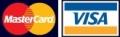 Оплата банковскими картами Visa/Mastercard